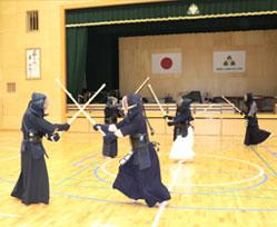 剣道(悠鍛会ゆうだんかい)
