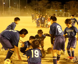 Jr.サッカー(小学生)